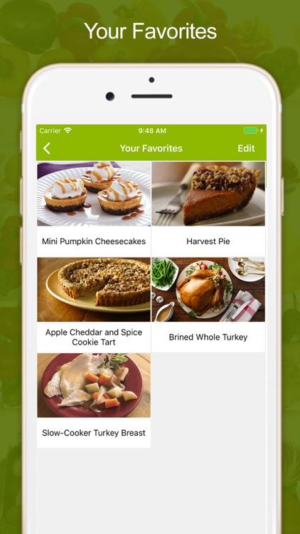 Fridge Food - Easy Cooking screenshot-5