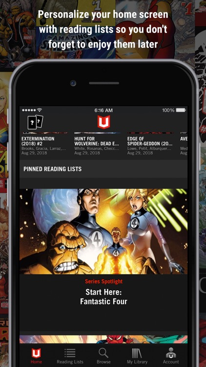 Marvel Unlimited screenshot-5