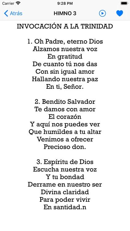 Himnario Cantos Espirituales screenshot-4