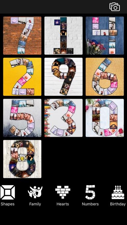 Photo Collage Maker : Pic Grid screenshot-3