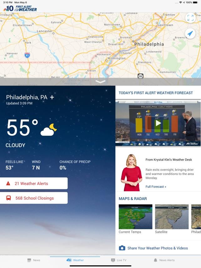 NBC10 Philadelphia on the App Store