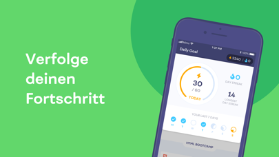 Screenshot for Mimo: Programmieren lernen in Germany App Store