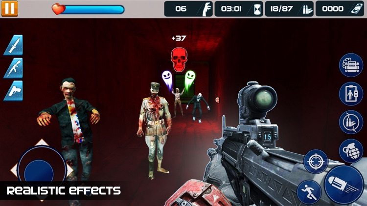 Real Zombie Hunter 2 screenshot-3