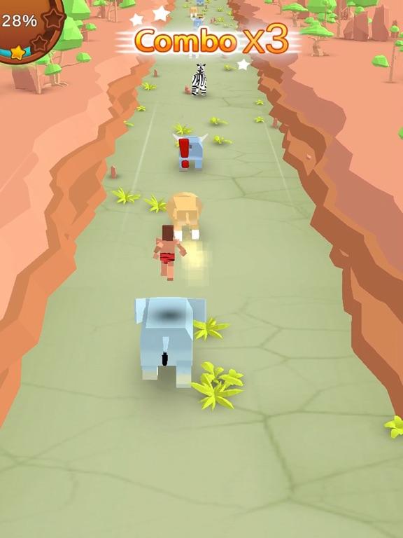 Jungle Rush 3D screenshot 8