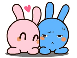 Funny Rabbit 02