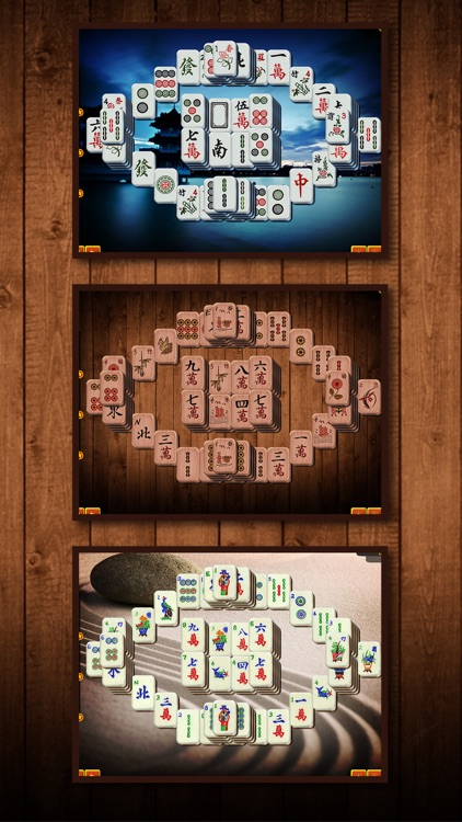 Mahjong Solitaire Puzzle Games screenshot-5
