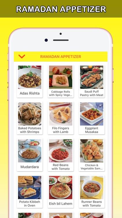 Ramadan Recipes Latest رمضان screenshot-8