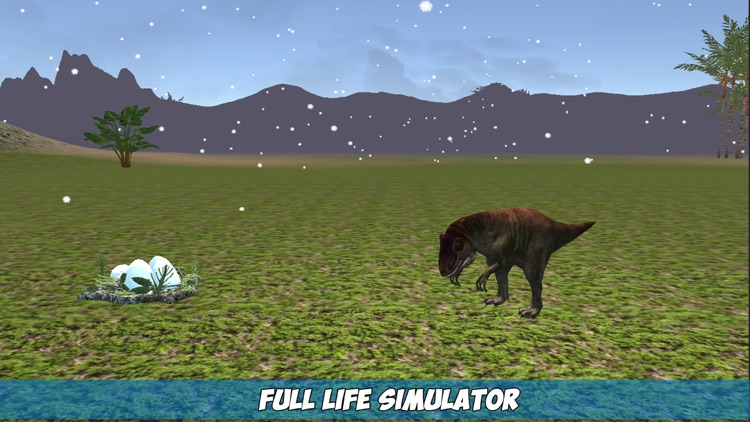 Allosaurus Simulator screenshot-3