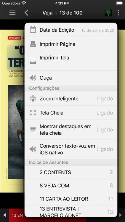 Revista VEJA screenshot-4