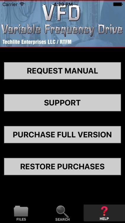 HVAC VFD screenshot-4