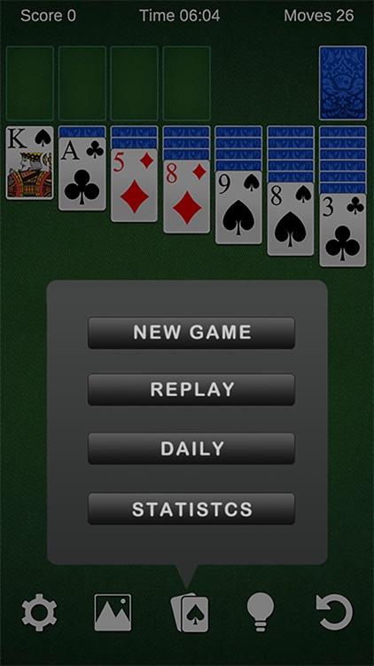 Classic Solitaire - Card Games screenshot-3
