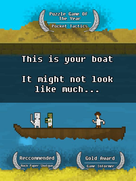 You Must Build A Boat Screenshots