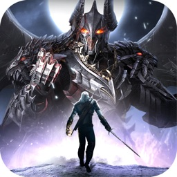 圣剑战神 - 大型暗黑魔幻动作手游!