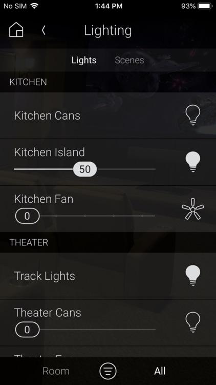 Control4 for OS 3 screenshot-4