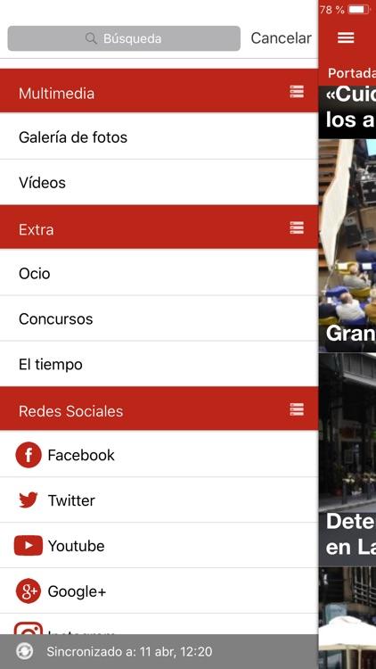 Canarias7 screenshot-4