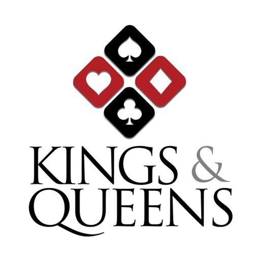 Kings & Queens Pizza app
