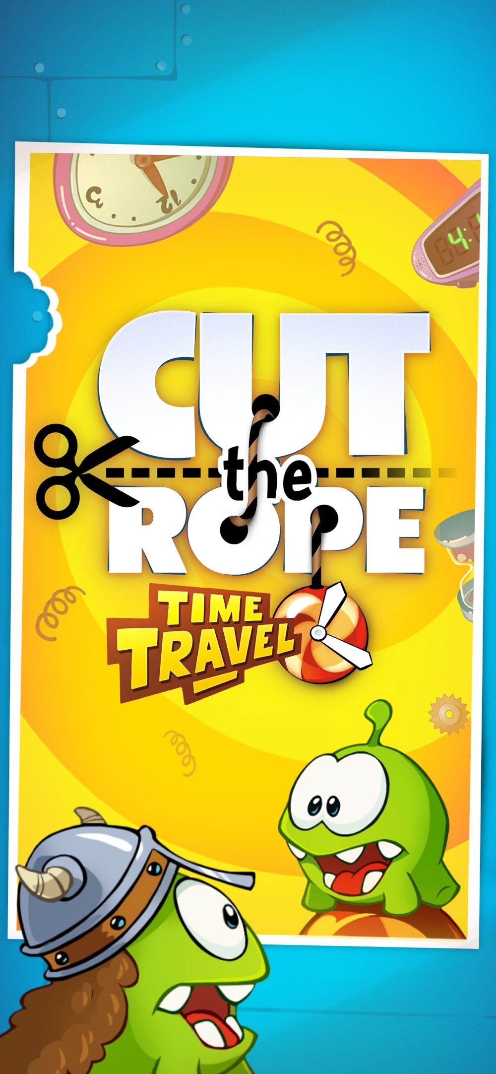 Cut the Rope: Time Travel GOLD Cheat Codes