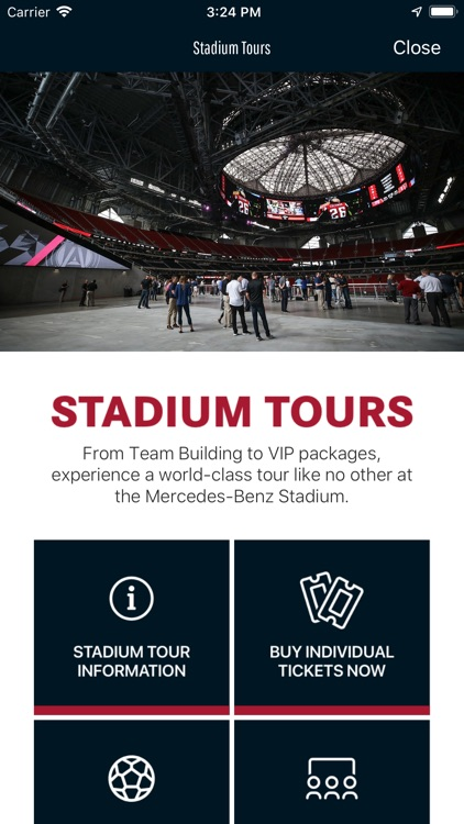 Mercedes-Benz Stadium screenshot-3