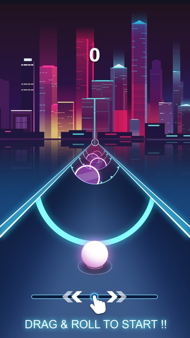 Beat Roller screenshot 1