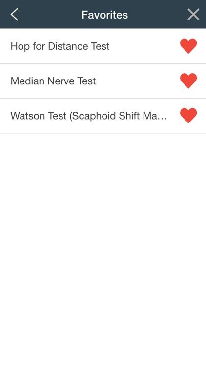 iOrtho+ Tests and Techniques screenshot-4