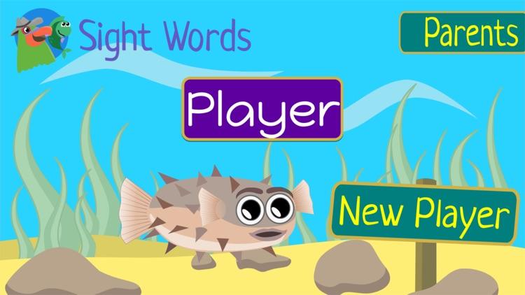 ParrotFish - Sight Words screenshot-0