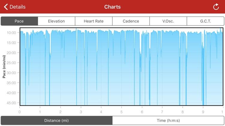 RunGap - Workout Data Manager screenshot-3