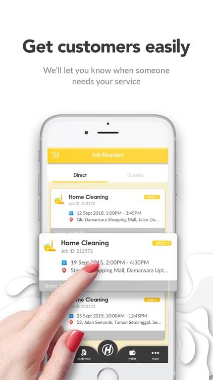 Pro App by ServisHero