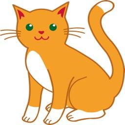 Cat-A-Wack-string cat toy