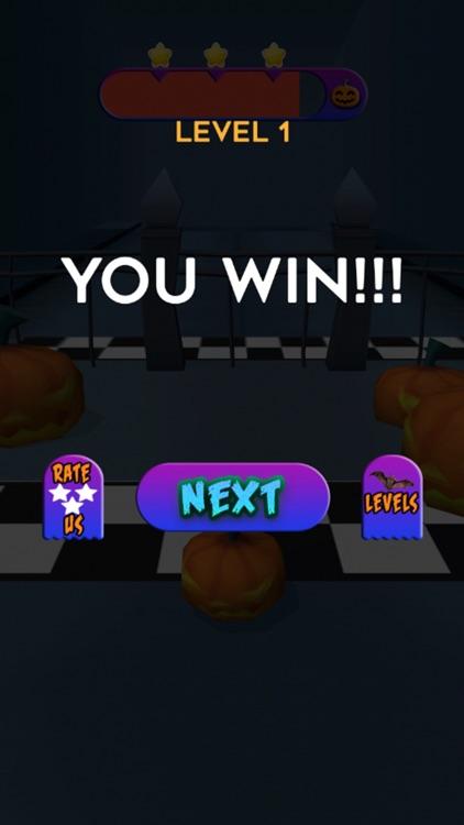 Halloween Run :3D Running Game screenshot-4