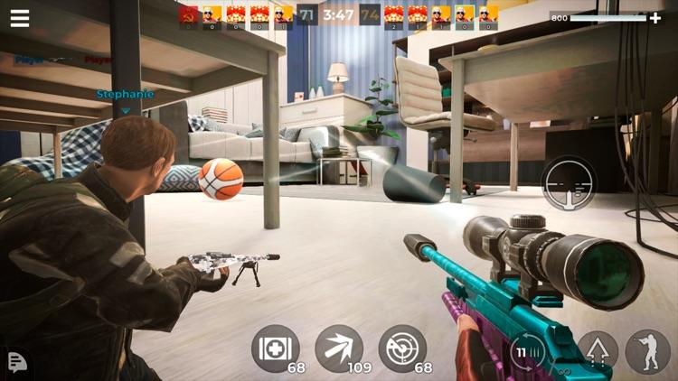 AWP Mode: Epic 3D Sniper Game screenshot-7