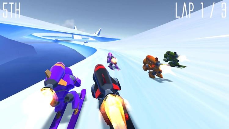 Rocket Ski Racing (GameClub)