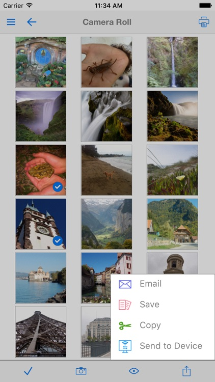FileCentral for iPhone