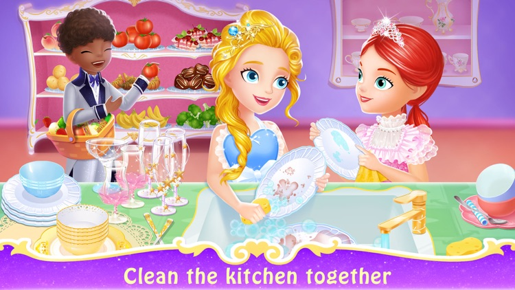 Princess Libby Restaurant Dash screenshot-4