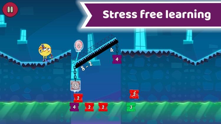 Math Balance Grade 2 - 4 Games screenshot-3