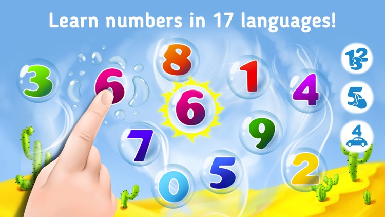 123 Learning numbers games 2+