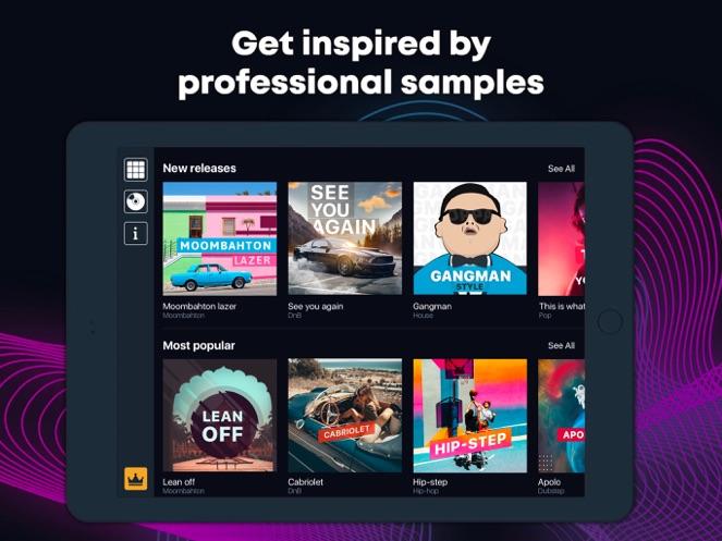 U beats音乐  - 全民手机DJ软件-5