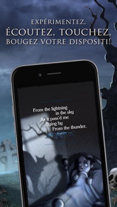 Screenshot #2 pour iPoe Vol. 3  – Edgar Allan Poe