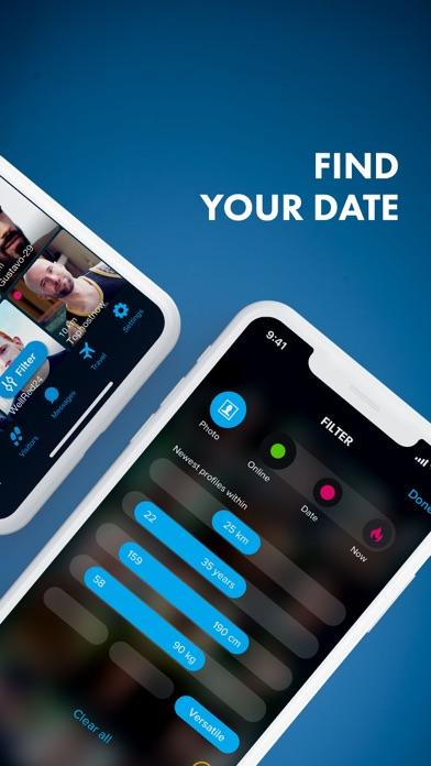 ROMEO - Gay Dating & Chat Screenshots