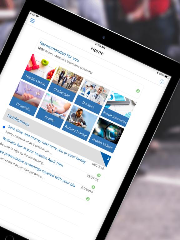 Mobile Health Consumer screenshot