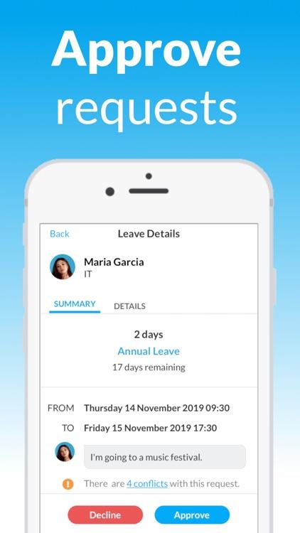 Leave Dates screenshot-4