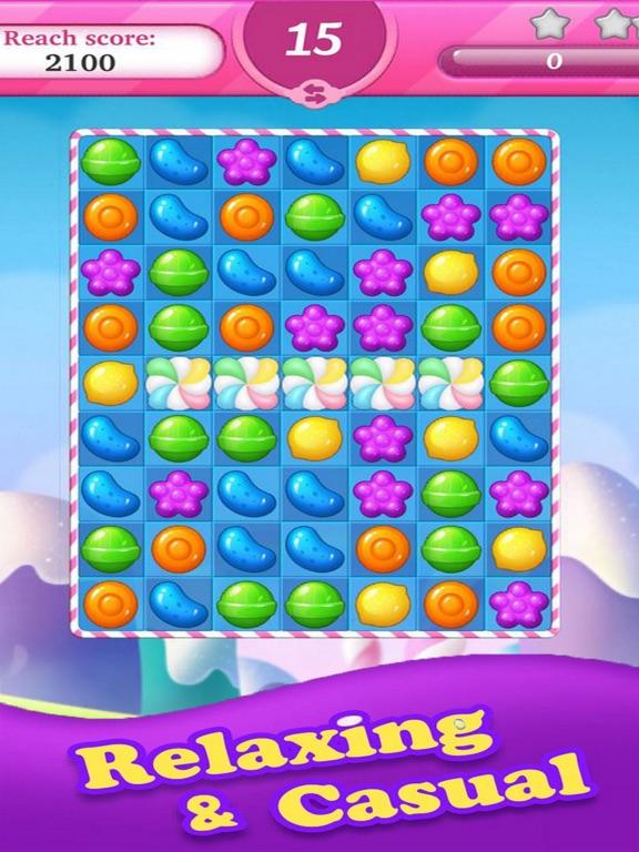 Sweet Paradise : Explore Candy screenshot 5