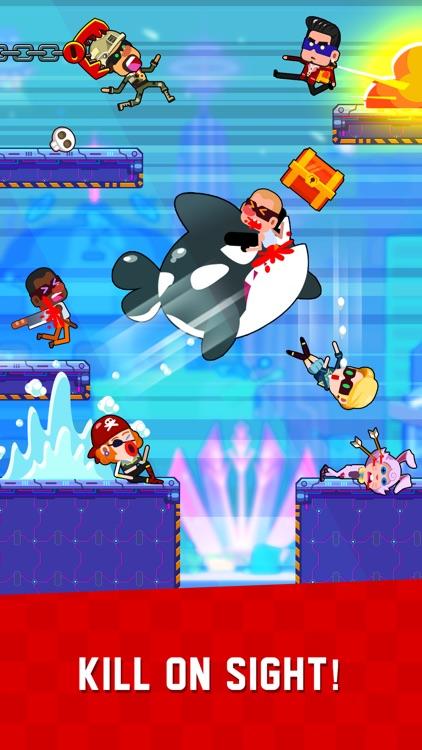 Battle Run! screenshot-4