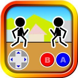 Fighting games - Mokken