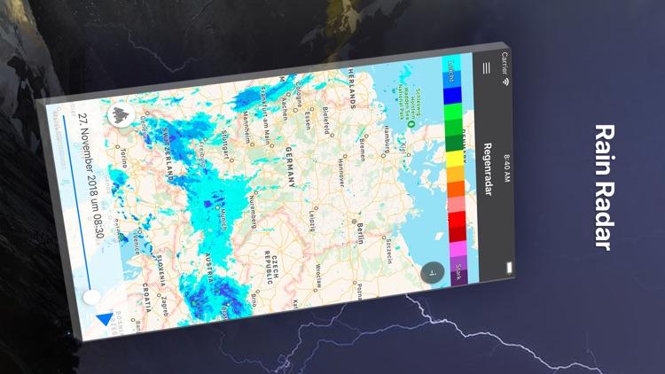 Weather 14 days - Meteored screenshot-7