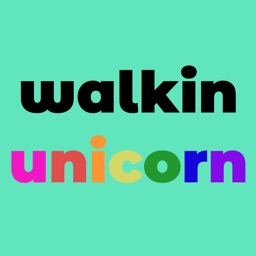 Walkin Unicorn -Mind Body Soul
