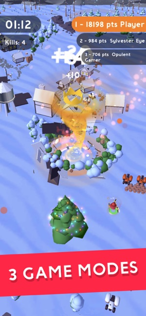 Tornado.io! Screenshot