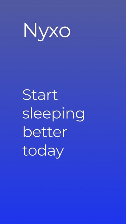 Nyxo: Sleep coaching screenshot-6