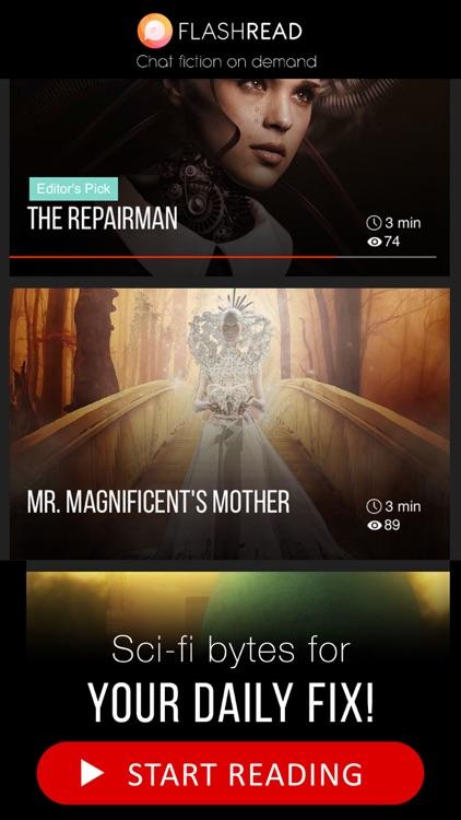 FlashRead - Chat Stories screenshot-8