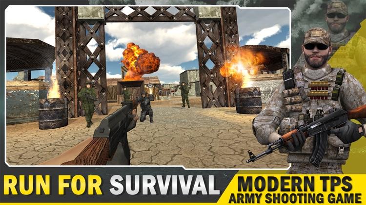 Cover Commando Strike Shooting screenshot-3