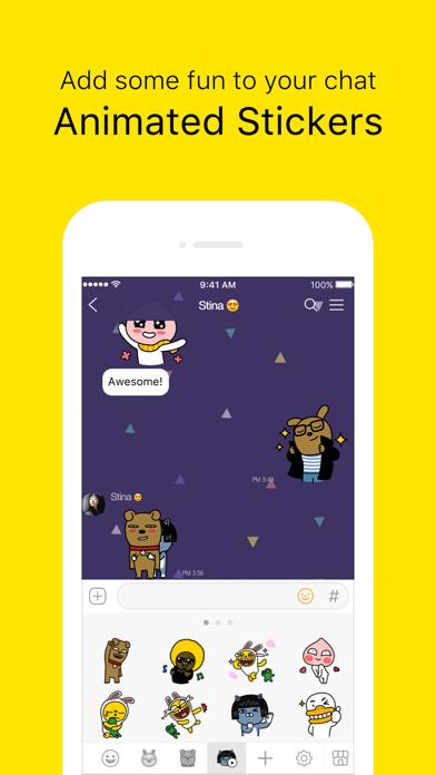 Download KakaoTalk Messenger per Pc